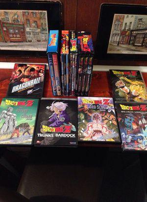 Dragon ball & dragon ball z Movies for Sale in Ridgefield, CT