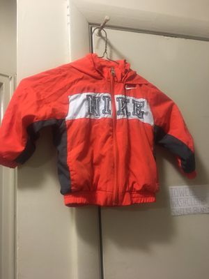 Nike jacket for baby for Sale in Knoxville, TN