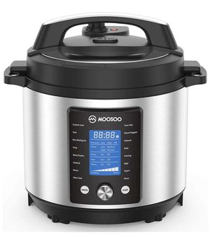 15-in-1 Electric Pressure Cooker, 6 Quart Instant 15PSI MAX Pressure Pot and Sterilizer, Perfect for Canning for Sale in Corona, CA