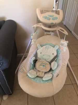 Baby Swing for Sale in Norfolk, VA