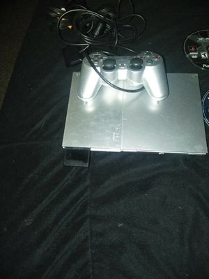 Play station 2 with hook ups and 45 games $125 or best offer for Sale in Cheektowaga, NY