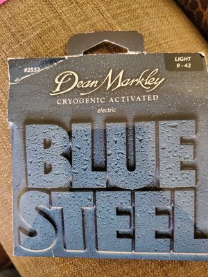 Dean Markley cryogenic activated electric guitar strings #2552 for Sale in Bakersfield, CA