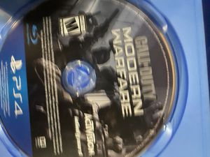 Call of Duty Modern Warfare PS4 for Sale in Dalton, GA