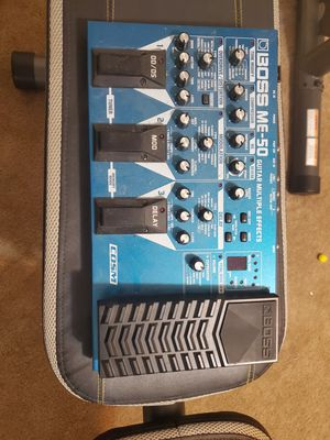 Boss ME-50 guitar effects pedal for Sale in Ranson, WV