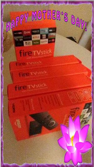 Amazon Fire Stick TV UNLOCKED Firestick Movies DELIVER AND INSTALL for Sale in Washington, DC