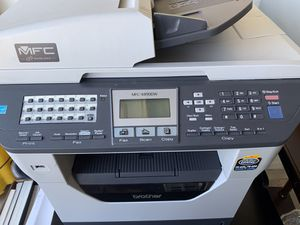 Brother all-in-one laser printer for Sale in Chantilly, VA