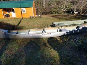 14 aluminum canoe for Sale in Troy, AL