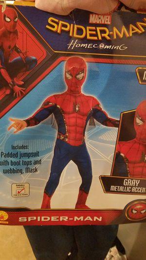 Spiderman kids costume for Sale in Salt Lake City, UT