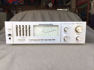 Marantz PM 550 DC Console Stereo Amplifier for Sale in Evergreen, CO