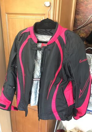 Woman's motorcycle jacket small for Sale in Lake Worth, FL