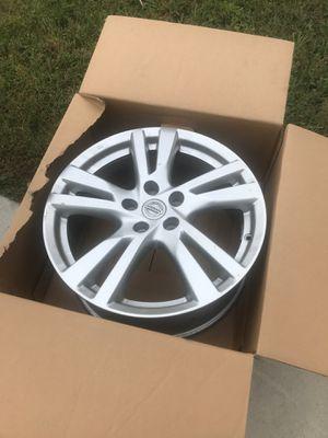 Pair of Nissan Altima rims for Sale in Clermont, FL