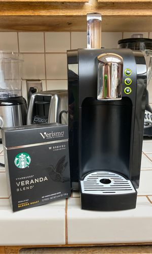 Starbucks Verismo machine for Sale in Hemet, CA