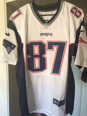 ROB GRONKOWSKI NEW ENGLAND PATRIOTS NFL JERSEY MENS MEDIUM for Sale in Dulce, NM