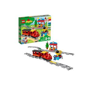 BRAND NEW LEGO DUPLO Steam Train 10874 Remote-Control Building Blocks Set Helps Toddlers Learn for Sale in Orlando, FL
