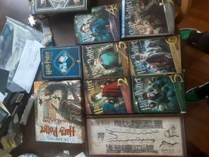 Harry Potter, Dc Comics, statues,props,Blurays &more for Sale in Salem, MA