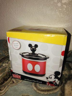 Mickey crock pot for Sale in San Bernardino, CA