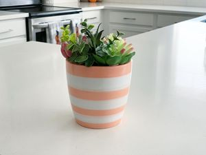 Artificial peach succulents for Sale in Auburn, WA