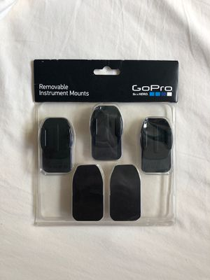 Gopro Removable Instrument mounts for Sale in Dallas, TX