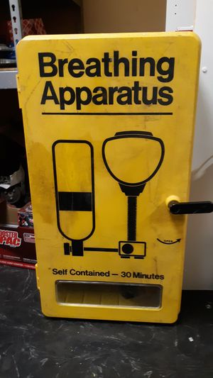Self contained breathing apparatus for Sale in Millersville, MD