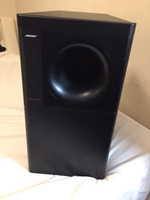 Bose Acoustmass 5 series Directs/ reflecting speakers system for Sale in Columbus, OH