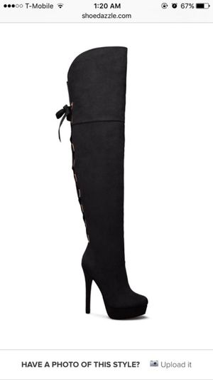Shoedazzle thigh high boots for Sale in Phoenix, AZ