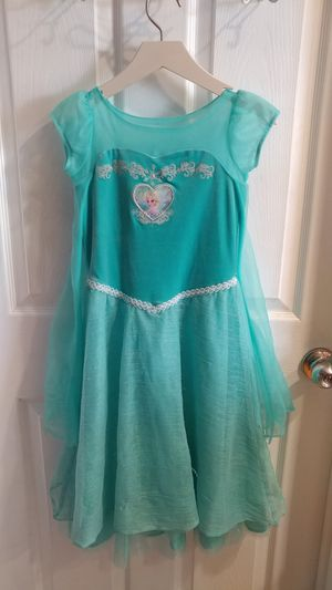 Cute Elsa princess dress for Sale in Poway, CA