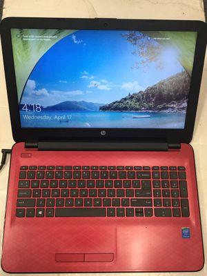 Laptop HP RTL8188EE for Sale in Los Angeles, CA