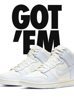 """Women's High Dunk """"Football Grey"""" for Sale in Normal,  IL"""