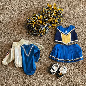 American Girl Cheerleader & Gymnast Outfits for Sale in West Columbia, SC