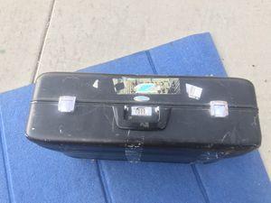 Zero Halliburton King Black Aluminum Case 26x18x9 for Sale in Albuquerque, NM