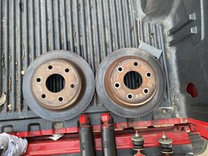 99-07 Chevy GMC truck suv parts shocks rotors spindles headlight exhaust manifold for Sale in Arlington, TX
