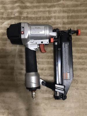 Porter Cable 6 Gal. Air Compressor & 2 Nail Guns for Sale in New Orleans, LA