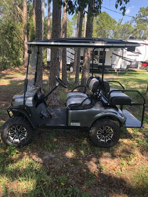 2016 EZGO S4 express gas powered golf cart NEW for Sale in Palm Bay, FL