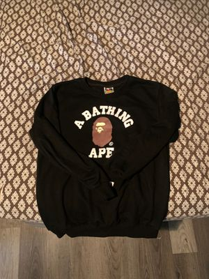 Authentic Bape . (Bathing ape SIZE L ) for Sale in Lilburn, GA