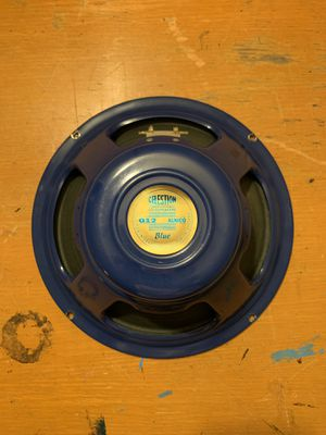 Celestion Blue Guitar Speaker for Sale in Portland, OR