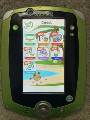 LeapPad 2 including 7 games! for Sale in FL, US