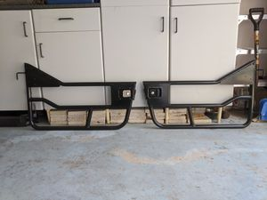 Steel Tube Jeep Doors for Sale in Clearwater, FL