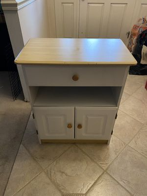 FREE - microwave cart for Sale in Pleasant Hill, CA