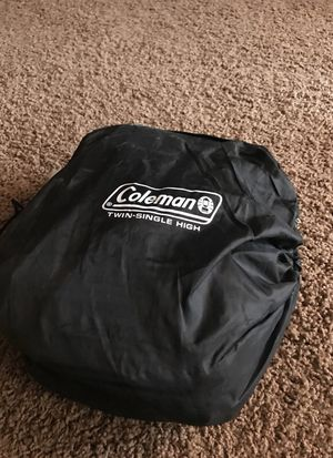 Coleman single air mattress for Sale in Scottsdale, AZ