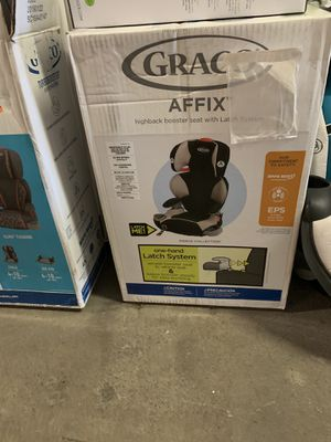 Graco Affix Toddler Booster Seat for Sale in Austell, GA