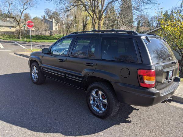 2004 Jeep Grand Cherokee V8 4WD