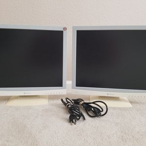 Computer Monitors 19 Inch for Sale in Ceres, CA