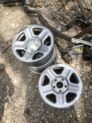 Jeep Wrangler wheels 2007 - 2017 for Sale in St. Louis, MO