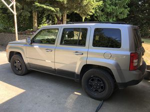 2015 Jeep Patriot for Sale in Marysville, WA