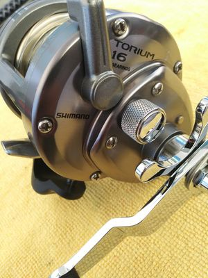 Shimano Torium 16 Fishing Reel for Sale in Paramount, CA
