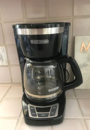 Black and Decker 12 cup coffee maker for Sale in Danville, CA