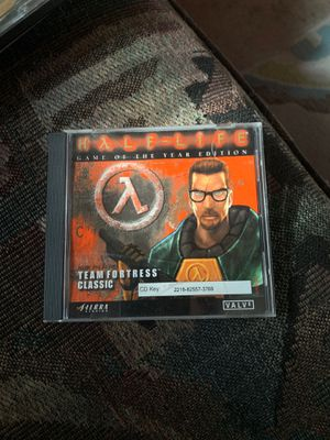 Half-life Game of the year edition pc for Sale in New Port Richey, FL