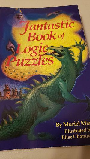 Fantastic Book of Logic Puzzles for Sale in Hialeah, FL