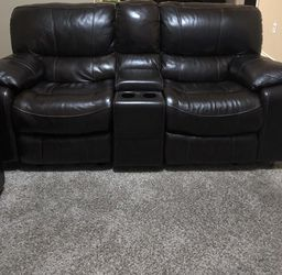 Premium Leather Couch & Loveseat for Sale in Round Rock,  TX