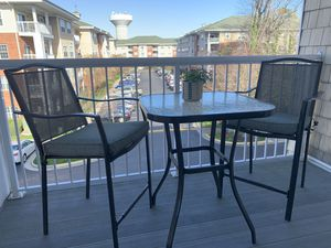 Small outdoor deck patio furniture. for Sale in Virginia Beach, VA